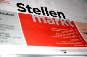 Stellenangebot: Spezialist HR Marketing (m/w) in St. Gallen; Bild: © P. G. Meister / Pixelio